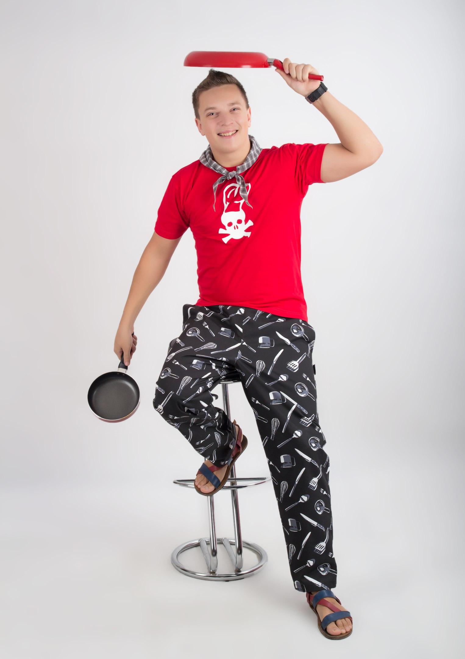 E-Chef.ru поварские брюки. одежда для повара