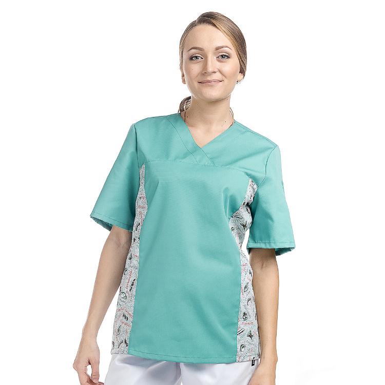 Русская вышивка блузки