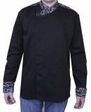 RC 35 - Куртка поварская с отделкой принт