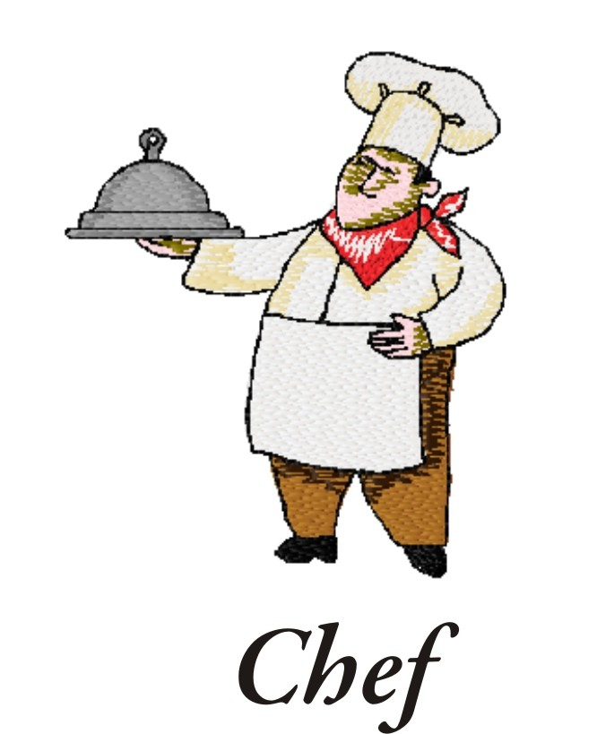 E-chef - вышивка повар №3: http://e-chef.ru/26399/