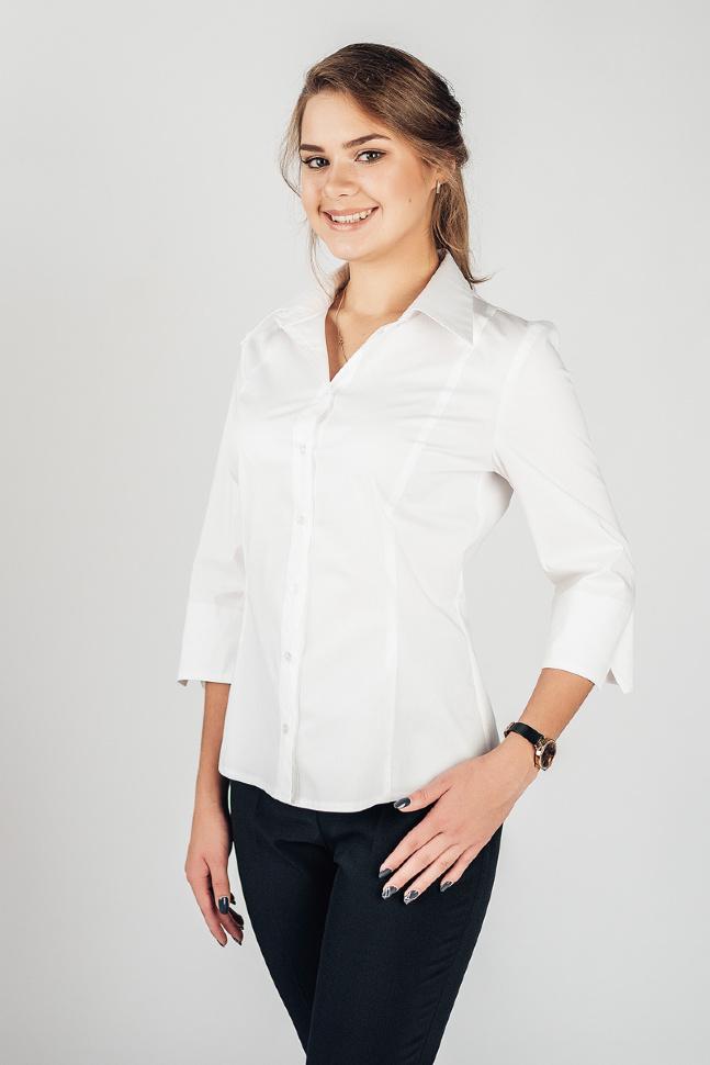 e209aae05805 E-chef-блузка классическая